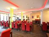 Strandpizzeria im IFA Hotel