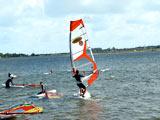 Windsurfing Wulfen