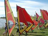 Windsurfing Fehmarn