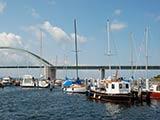 Hafen Fehmarnsund